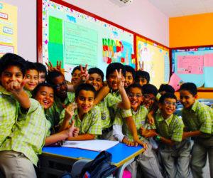 Oxford-School-Dubai-Children