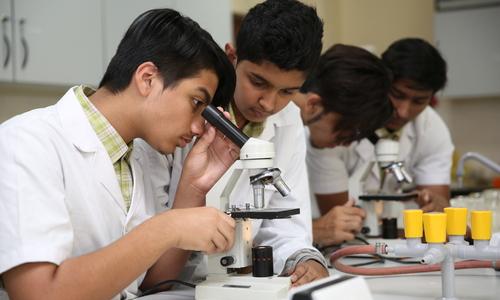 Laboratory - The Oxford School Dubai