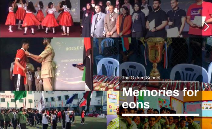 Memories for eons