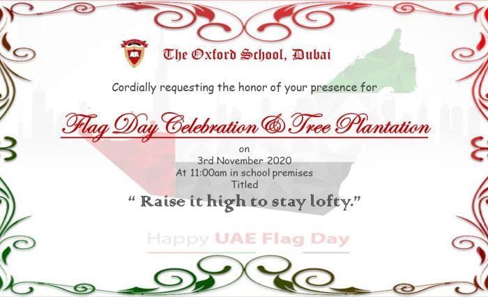 Flag Day Invite