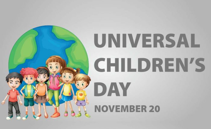 universal childresn day